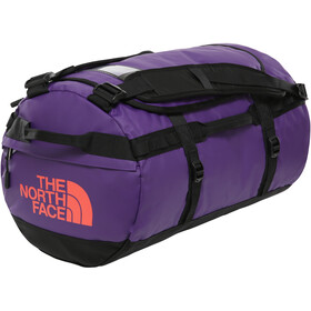 The North Face Base Camp Duffelilaukku S, hero purple/tnf black